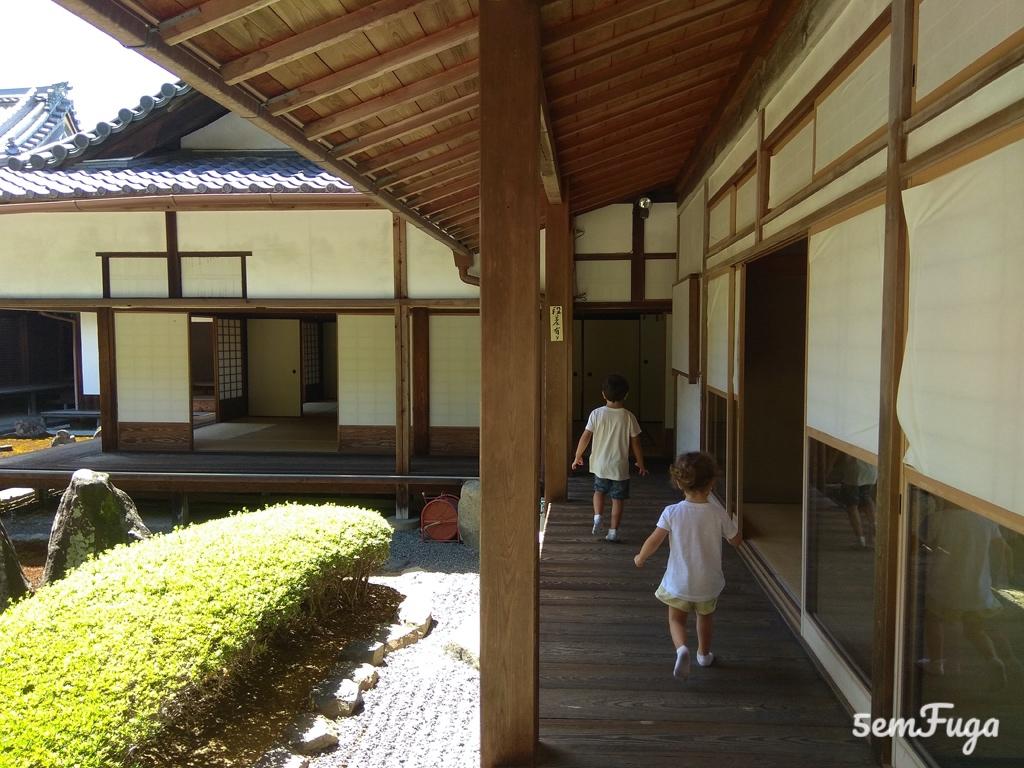Japão com crianças