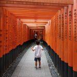 criança no Japão