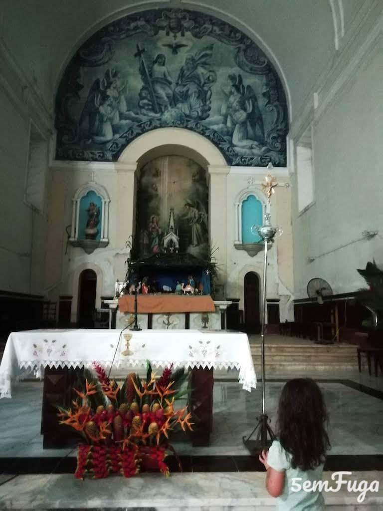 altar da Igreja da Sé