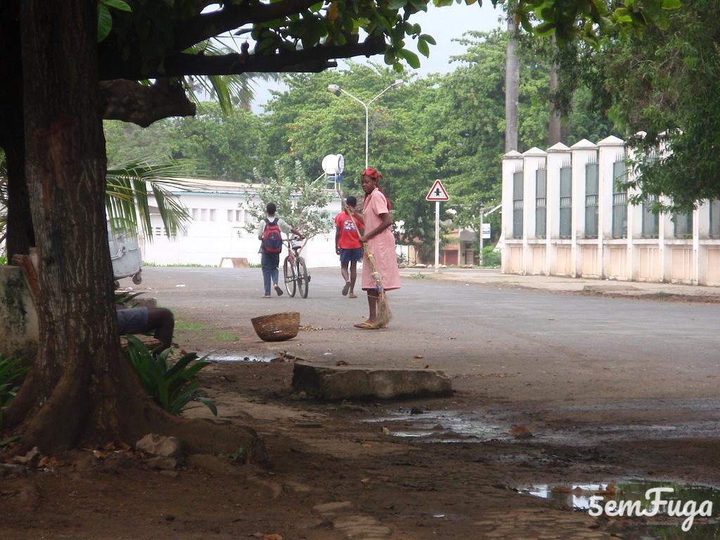 O que visitar na capital de São Tomé