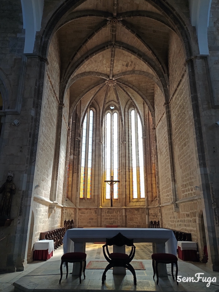 interior igreja são domingos elvas