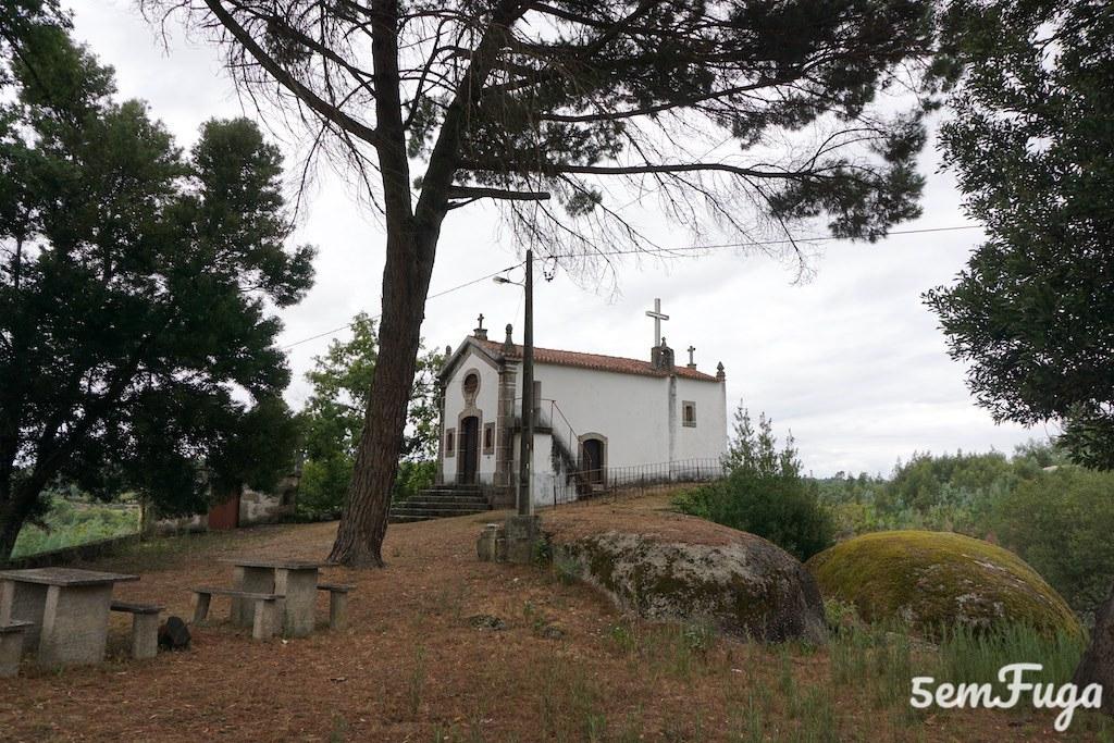 entrada capela